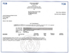 Certificado FCC – USA (SW915)
